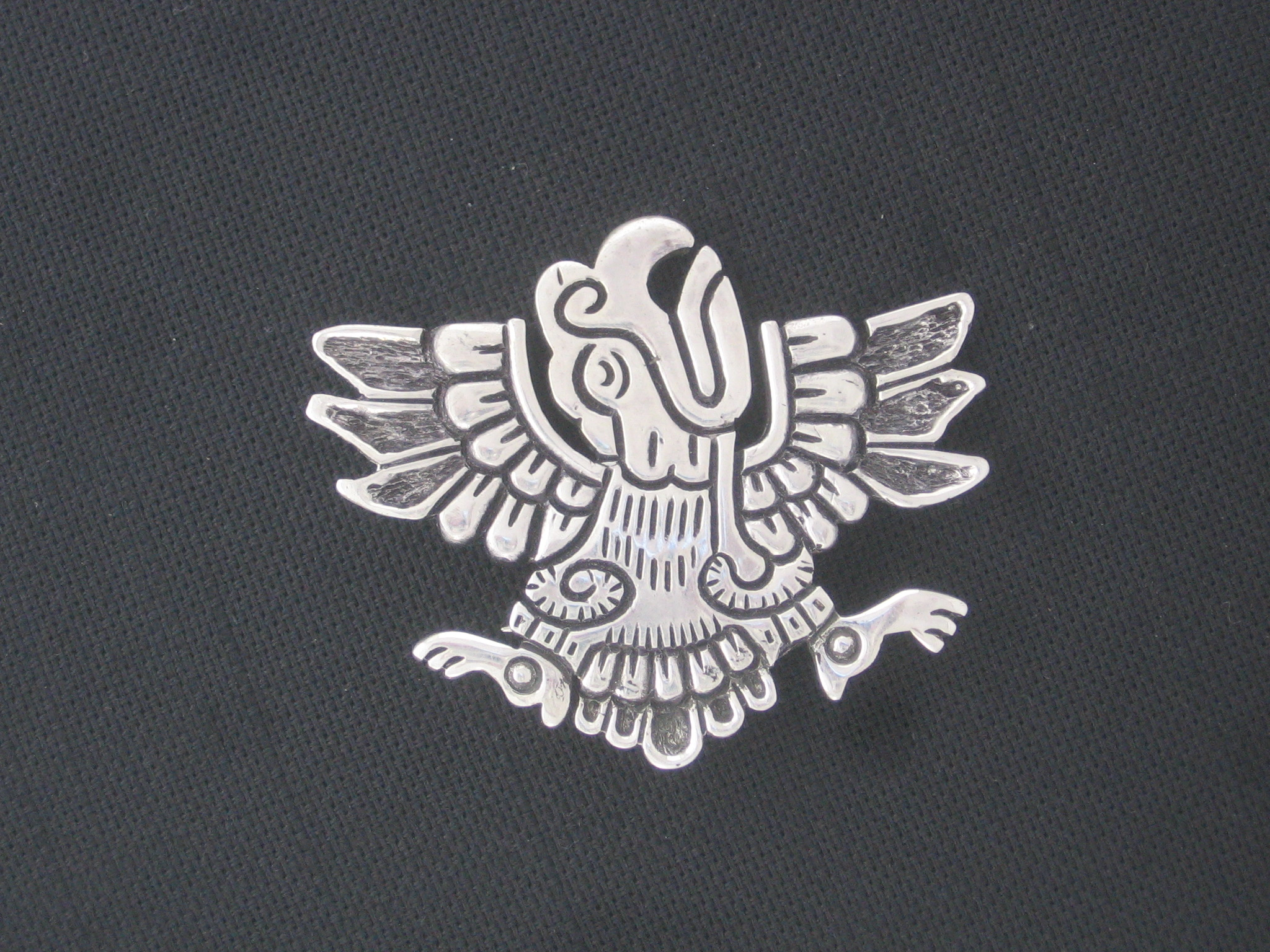 spratling eagle pin
